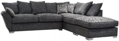 Buoyant Horizon Fabric Corner Sofa