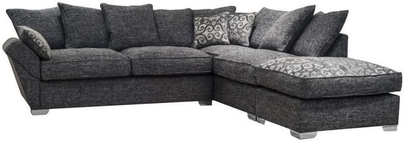 Buoyant Horizon Fabric Corner Sofa