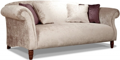 Buoyant James 3 Seater Fabric Sofa