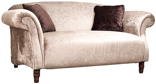 Buoyant James 2 Seater Fabric Sofa