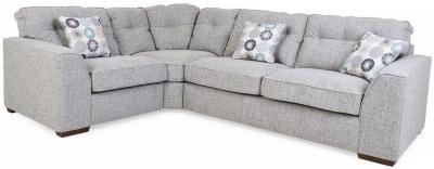 Buoyant Kennedy Fabric Corner Sofa - LH1+COR+RH2