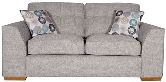 Buoyant Kennedy 2 Seater Fabric Sofa Bed