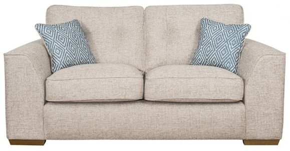 Buoyant Kennedy 2 Seater Fabric Sofa