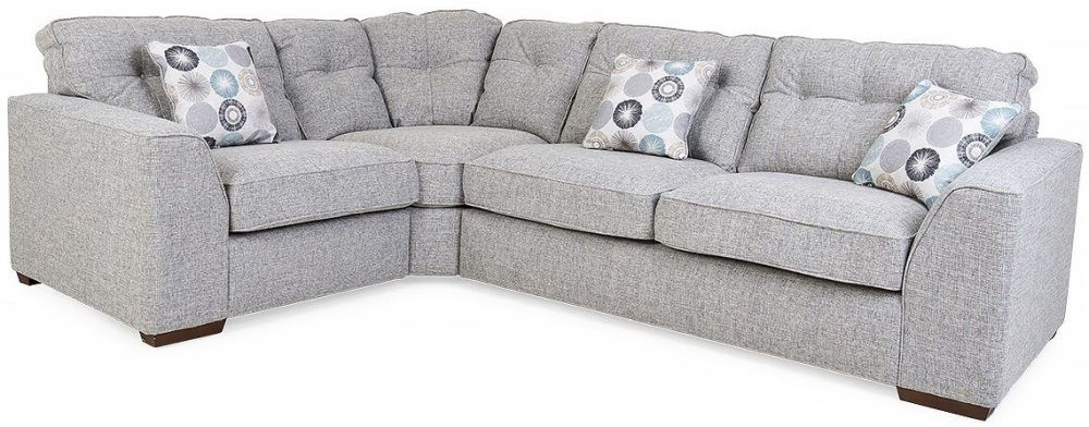 Buoyant Kennedy Fabric Corner Sofa - R2+CO+L1