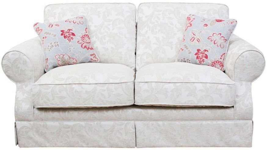 Buoyant Kensington 2 Seater Fabric Sofa