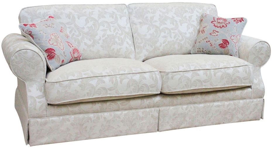Buoyant Kensington 3 Seater Fabric Sofa