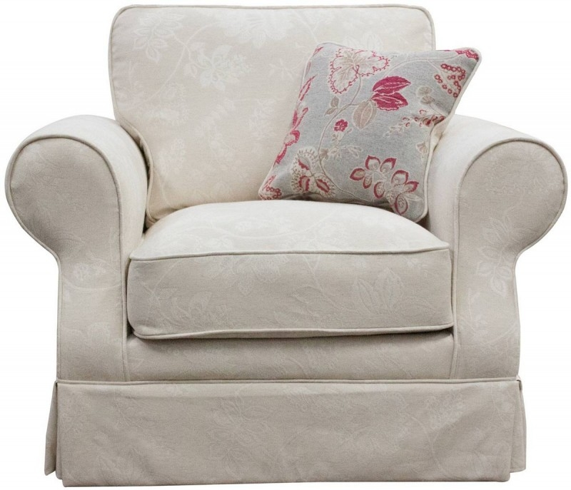 Buoyant Kensington Fabric Armchair
