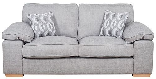 Buoyant Langden 2 Seater Fabric Sofa