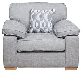 Buoyant Langden Fabric Armchair