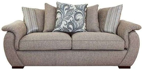 Buoyant Lexi 3 Seater Fabric Sofa