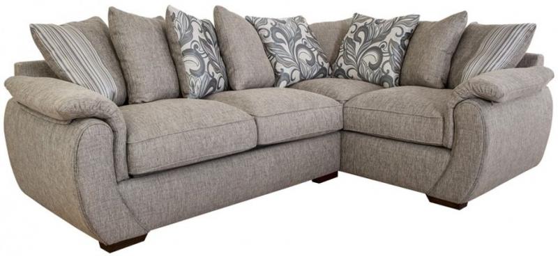 Buoyant Lexi Fabric Corner Sofa