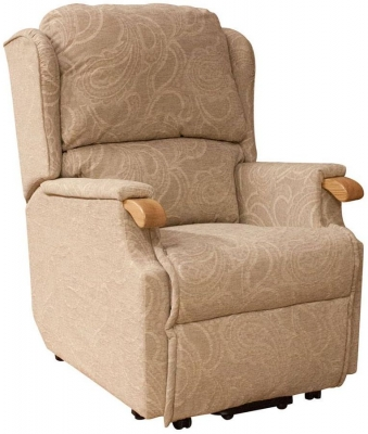 Buoyant Malvern Lift and Tilt Fabric Recliner Chair