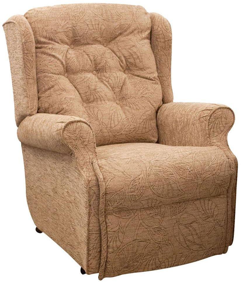 Buoyant Belvedere Lift and Tilt Fabric Recliner Chair