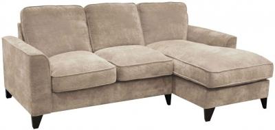 Buoyant Link Fabric Corner Sofa