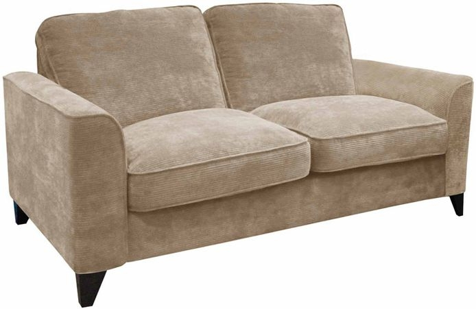 Buoyant Link 3 Seater Fabric Sofa