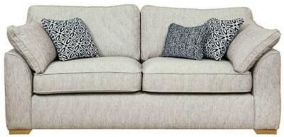 Buoyant Lorna 3 Seater Fabric Sofa
