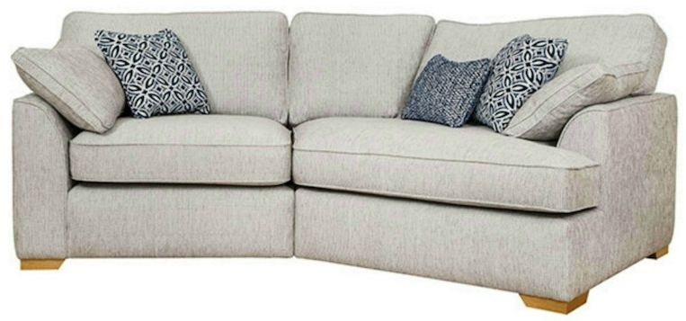 Buoyant Lorna K End Fabric Sofa