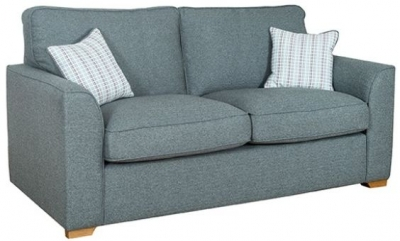 Buoyant Louis 2 Seater Standard Back Fabric Sofa