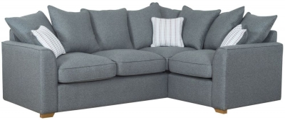 Buoyant Louis Corner Fabric Sofa - L2+R2C