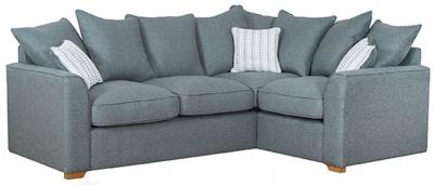 Buoyant Louis Corner Fabric Sofa - R2+L2C