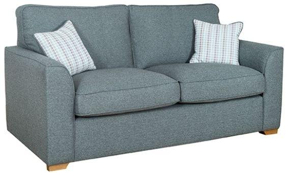 Buoyant Louis 2 Seater Fabric Sofa