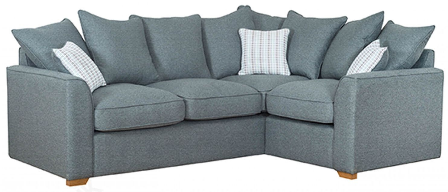 Buoyant Louis Corner Fabric Sofa - R2+L2C