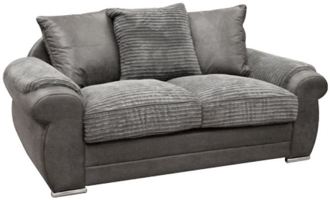 Buoyant Lux 2 Seater Fabric Sofa