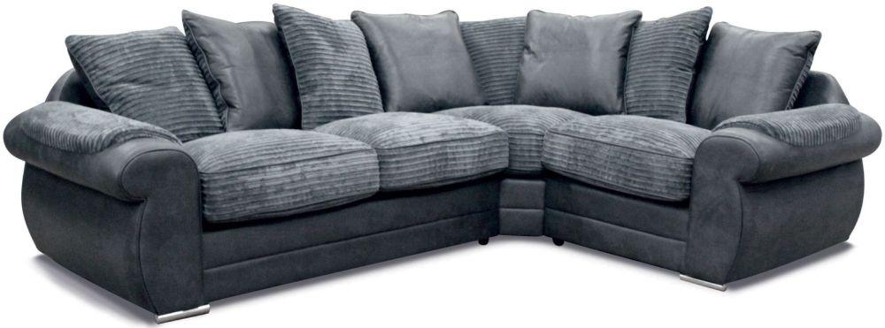 Buoyant Lux Fabric Corner Sofa