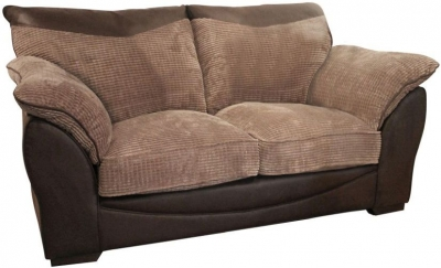 Buoyant Malta 2 Seater Fabric Sofa