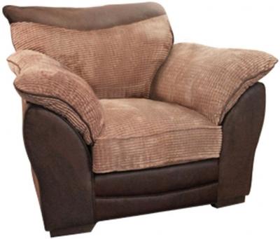 Buoyant Malta Fabric Armchair