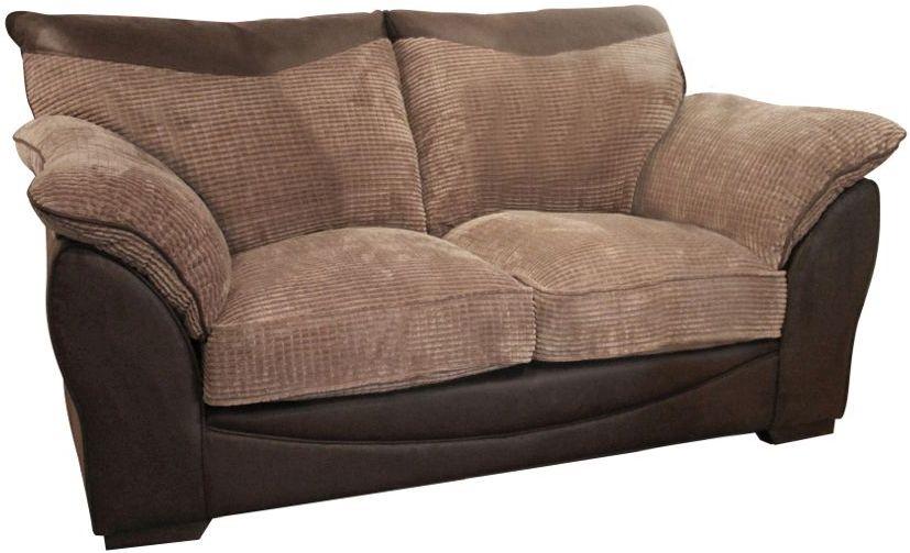 Buoyant Malta 2 Seater Fabric Sofa