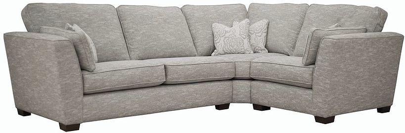Buoyant Monet Fabric Corner Sofa