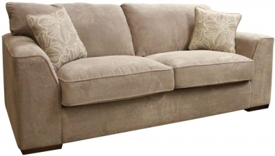 Buoyant Newark 3 Seater Fabric Sofa