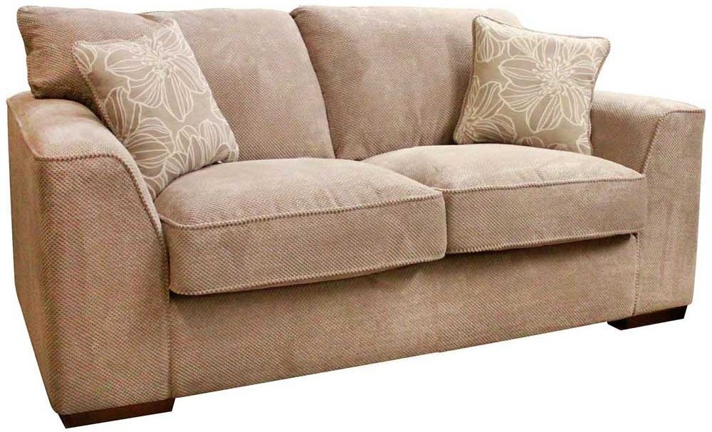 Buoyant Newark 2 Seater Fabric Sofa