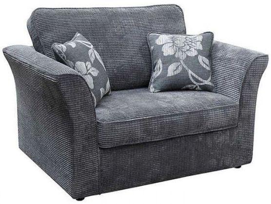 Buoyant Newry Fabric Armchair