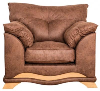 Buoyant Nicole Fabric Armchair