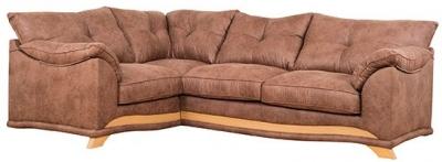 Buoyant Nicole Corner Fabric Sofa - RH2+L2C