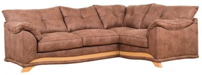 Buoyant Nicole Corner Fabric Sofa - LH2+R2C