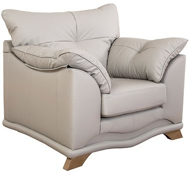 Buoyant Nicole Leather Armchair