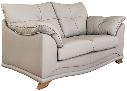 Buoyant Nicole 2 Seater Leather Sofa