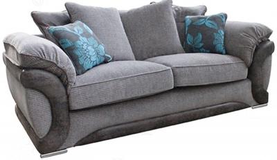 Buoyant Omega 2 Seater Fabric Sofa Bed