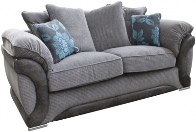 Buoyant Omega 3 Seater Fabric Sofa