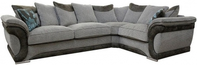 Buoyant Omega Corner Fabric Sofa
