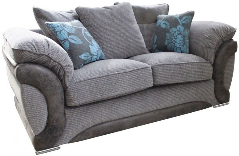 Buoyant Omega 2 Seater Fabric Sofa