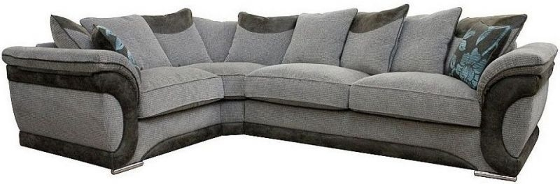 Buoyant Omega Corner Fabric Sofa - R2+CO+L1