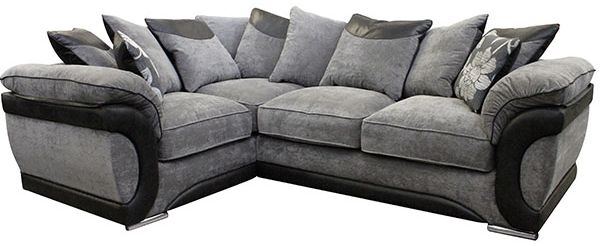 Buoyant Oregan Fabric Corner Sofa - L1+CO+R2