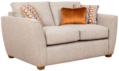 Buoyant Oslo 2 Seater Fabric Sofa