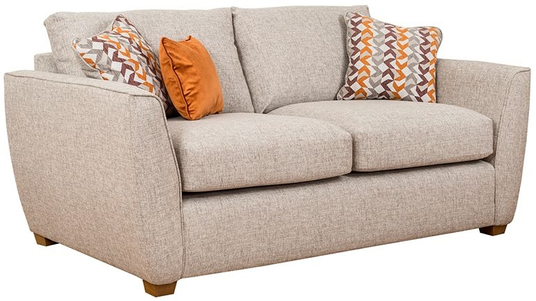 Buoyant Oslo 3 Seater Fabric Sofa