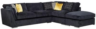 Buoyant Phoenix Corner Fabric Sofa