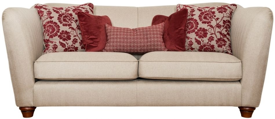 Buoyant Piper 3 Seater Fabric Sofa